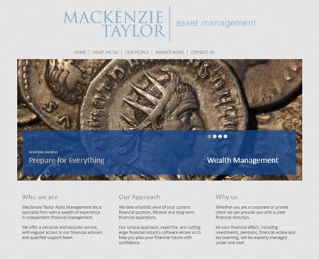 IFA Web Pro : Financial Planner Website