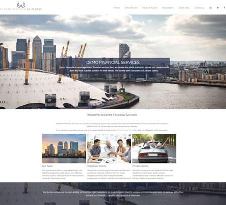 IFA website Design C