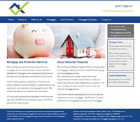 Financial Advice IFA website