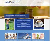 AMA - Financial Planner Website Content