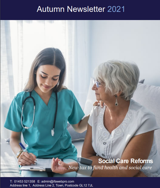 Big changes ahead with how people pay for adult social care in England
