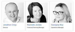 We can add staff photo galleries to your IFA website